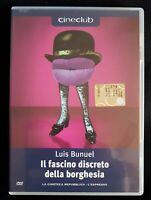 DVD - Il Fascino Discreto Della Borghesia   -  NUOVO