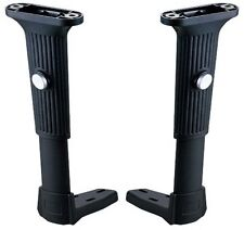 Oajen adjustable arm rest black for office chair, 7 stops adjustment