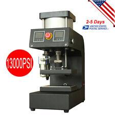 New listing 13000Psi Pneumatic rosin small plane presses small hot-pressing machine 15*20Cm