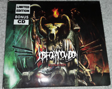 Job for a Cowboy Ruination CD 2 Album 2009 Metal Blade Records Limited Edition