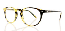 Oliver Peoples Riley R Eyeglasses OV 5004 c. 1571 Vintage DTBK Black Havana 45mm