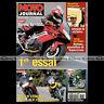 MOTO JOURNAL 1396 HONDA XL 1000 V VARADERO, BMW R 1150 GS, KAWASAKI W 650 1999