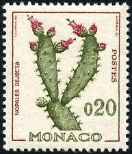 "MONACO N° 543 ""PLANTE EXOTIQUE NOPALEA DEJECTA 20 C"" NEUF x TB"