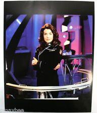 "Claudia Christian as Commander Susan Ivanova - Babylon 5 Photo 8""x 10"" Un-Signed"