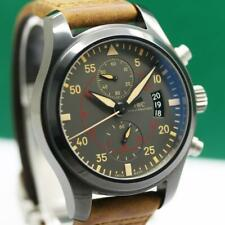 IWC TOP GUN PILOT MIRAMAR IW388002 CERAMIC CHRONOGRAPH AUTOMATIC MEN'S WATCH