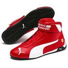 PUMA Scuderia Ferrari R-Cat Mid Size 12 Men's Motorsport Red Racing Shoes 339938