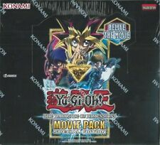 YUGIOH DARK SIDE OF DIMENSIONS MOVIE PACK SPECIAL EDITION BOOSTER BOX (10 DECKS)