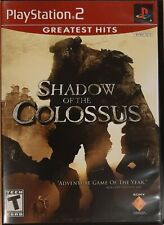 Shadow of the Colossus Complete Black Label PS2 Sony PlayStation 2, Free S&H