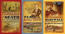 EDWARD MARSTON __ 3 Libro Juego ___ Nuevo __ ENVÍO GRATIS GB
