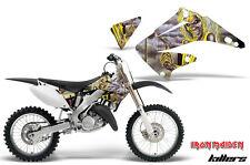 AMR Racing Honda CR 125/250 Shroud Graphic Kit Bike Sticker Decals 02-08 IM KILL