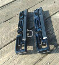 2015-20 F150 XLT fender badges in gloss BLACK