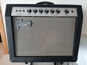 Vintage 1965 1966 Gibson Explorer GA-15RVT Tube Combo Amp