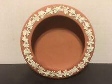 SALE!!  Rare Wedgwood – Terracotta - Gardenia Bowl – Miniature -Old, Wedgewood