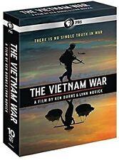 The Vietnam War A Film by Ken Burns & Lynn Novick The Complete 10 DVD Boxset