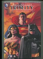 TRINITY The Deluxe Edition - The Original Three-Part Mini-Series! - (VF) 2016 HC