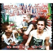 Casualties, The-The Early Years' 90 -'95 CD NUOVO