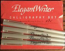 Speedball #2880 Elegant Writer Calligraphy Pen/Marker Lettering Supplies