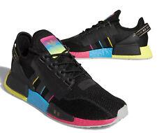 Новые Adidas NMD R1 V2 Токио мужские спортивные кроссовки повседневные Boost мульти, размер 9 -12