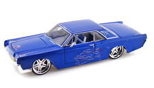 1966 Lincoln Continental MAISTO Blue w/Pinstriping Diecast 1:26 FREE SHIPPING