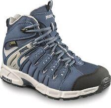 Meindl Kinder Trekking Wander Schuhe Snap Junior Mid GTX Gr: 29, wasserdicht jea