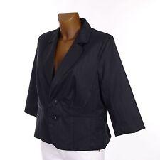 Gestreifte Damen-Anzüge & -Kombinationen mit Blazer für Business-Anlässe