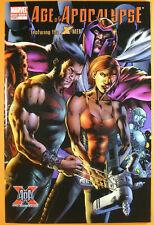 X-MEN : Age Of Apocalypse #1  ( Wolverine, Sabretooth )Marvel comics 1-shot  9.8