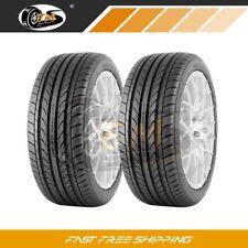 2 New  245/35ZR19 93Y XL Nankang  All Season  High Performance Tires 245 35 R19