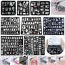 Sewing Machine Presser Foot Feet Tool Kit Set For Brother Singer Janome Domestic