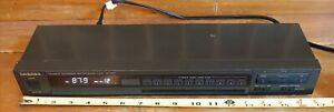 Vintage Technics ST-S78 AM/FM Digital Stereo Tuner Quartz Synthesizer