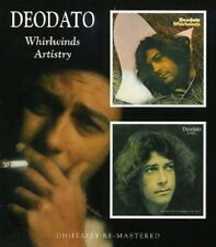 Deodato Whirlwinds/Ancestry (Live) 2on 1 CD NEW SEALED Digitally Remastered Jazz