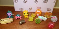 Lot of Shopkins Num Noms and Hatchmals Little Toys