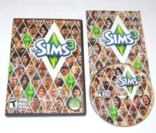 The Sims 3 Game PC Complete Windows Mac 2009
