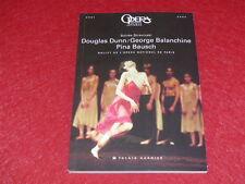 COLL.J.LE BOURHIS DANSE BALLET PROGRAMME OPERA PARIS DUNN BALANCHINE BAUSCH 2002