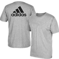 "Adidas Adi EQT 8""  On Back Men's Grey Heather T-Shirt"
