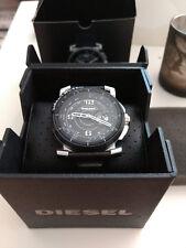 Diesel On Herren Hybrid Smartwatch DZT1000 Lederarmband Mineralglas - wie neu