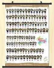 "8""x12"" Home Decor Japan Anime Axis Power Hetalia Cosplay Wall Poster Scroll 01"