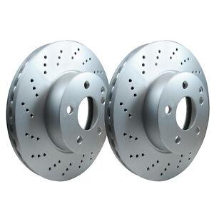 Front Brake Discs 295mm 54650PRO fits Mercedes C-CLASS S204 C 250 CGI C 200 CDI