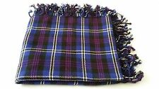 Neuf pour Hommes Kilt Mouche Plaid Patrimoine de L'Écosse Écossais / 122cm X