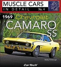 Muscle Cars en detalle No.4 1969 Chevrolet Camaro Ss-Book CT564