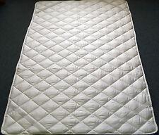 Waschmaschinengeeignete Matratzenschoner & -auflagen aus 100% Baumwolle