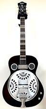 Guitare Höfner à résonateur HCT-RG-VN Vintage Natural, Dobro avec micro
