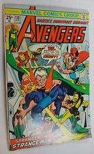 AVENGERS #138  LOOKS 9.0 BUT HAS LIGHT WATER STAIN