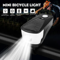 Super Bright USB LED Bike Bicycle Light Rechargeable Headlights Rear lights