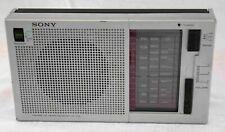 Radio Sony ICF710-L - 1984 - Etat correct - Fonctionnel en FM