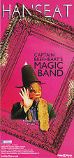 Captain Beefheart 's Magic Band | CONCERT FLYER 2013-salzwedel Hanseat