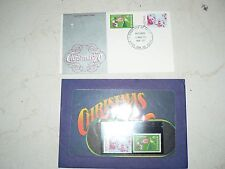 Vintage Stamps Australia Christmas 76 First Day Issue & Sealed Set