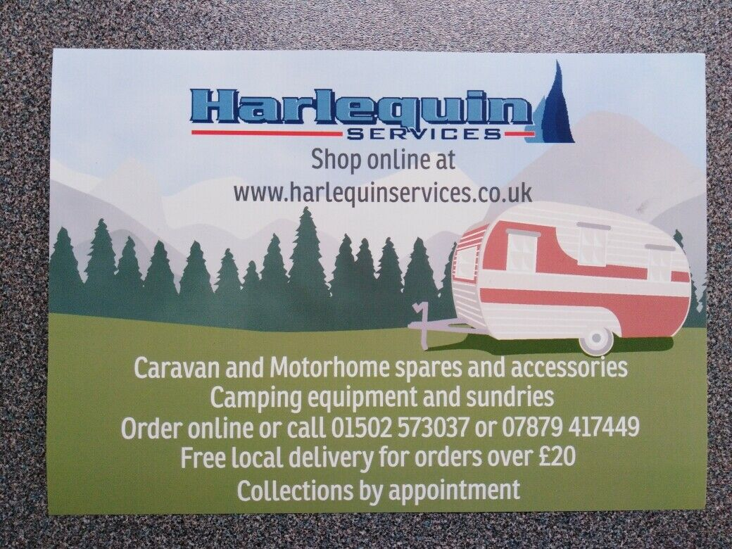Harlequin Services -Caravan,Camping