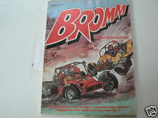 BROMM DUTCH COMIC NO 3 BMW R90S,KENNY ROBERTS,EVEL KNIEVEL,JOCHEM MASS,MOPEDS,F1