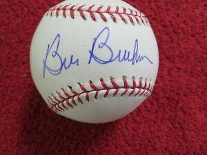 Bill Buckner autographed ROMLB baseball TSC Collectibles