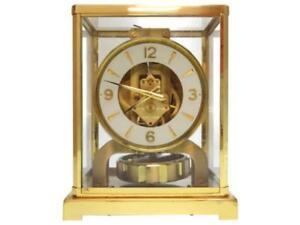 JAEGER LECOULTRE Air Clock ATMOS #42